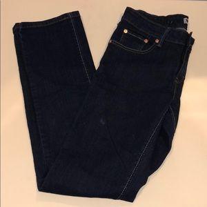 Levi's 518 Straight Leg Jeans Size 5